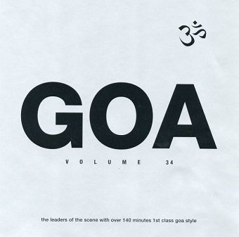 Goa Volume 34 (2CD)