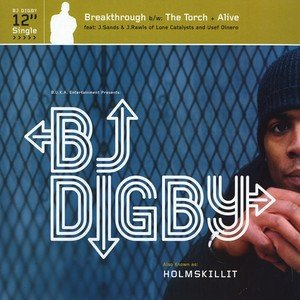 BJ Digby - Breakthrough / The Torch / Alive (12'')