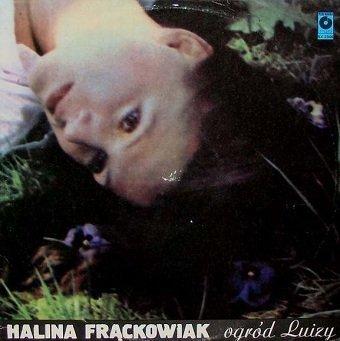 Halina Frąckowiak - Ogród Luizy (LP)