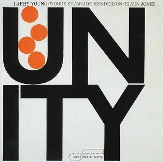 Larry Young - Unity (CD)
