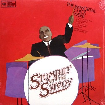 Chick Webb - The Immortal Chick Webb / Stompin' At The Savoy (LP)