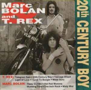 Marc Bolan And T. Rex - 20th Century Boy (CD)