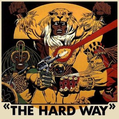Maxie, Scientist & Barnabas - Three The Hard Way (LP)