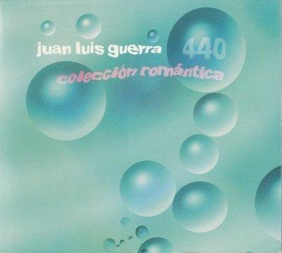 Juan Luis Guerra 440 - Colección Romántica (2CD)