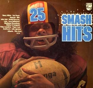 25 Smash Hits (LP)
