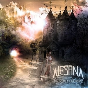 Alesana - A Place Where The Sun Is Silent (CD)