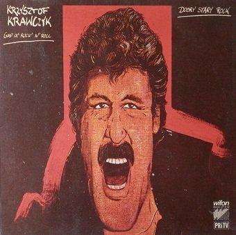 Krzysztof Krawczyk - Good Ol' Rock N'Roll - Dobry Stary Rock (LP)