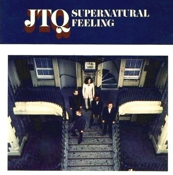 The James Taylor Quartet With Noel McKoy - Supernatural Feeling (CD)