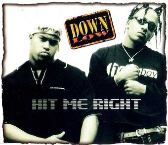 Down Low - Hit Me Right (Maxi-CD)