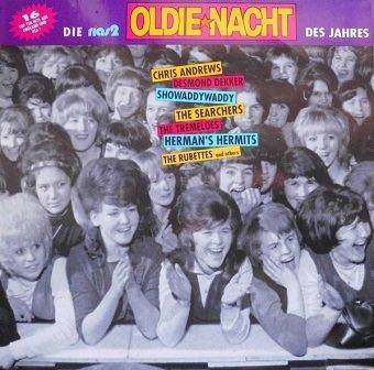 Die Rias 2 Oldie Nacht Des Jahres (LP)