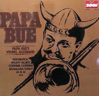 Papa Bue, Papa Bue's Viking Jazzband - Papa Bue, Papa Bue's Viking Jazzband (LP)