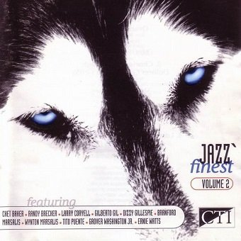 Jazz Finest Volume 2 (CD)