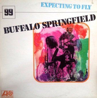 Buffalo Springfield - Expecting To Fly (LP)