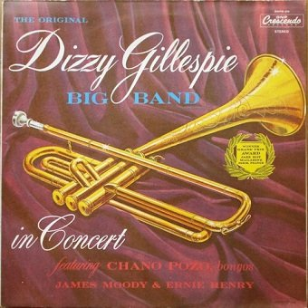 Dizzy Gillespie Big Band - In Concert (LP)