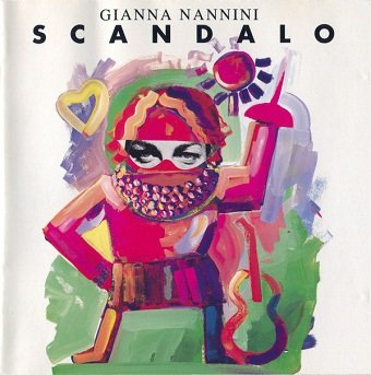 Gianna Nannini - Scandalo (CD)