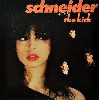 Helen Schneider With The Kick - Schneider With The Kick (LP)
