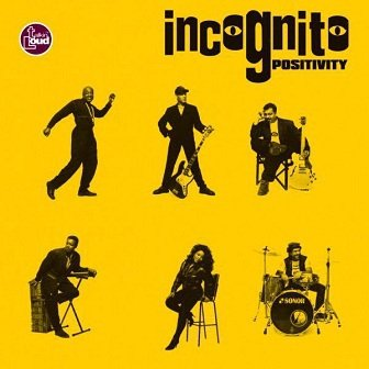 Incognito - Positivity (CD)