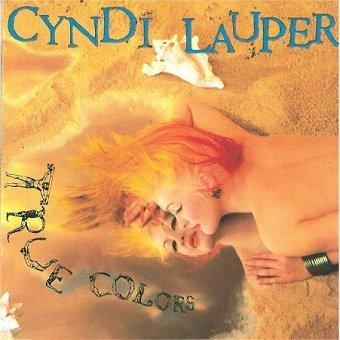 Cyndi Lauper - True Colors (CD)