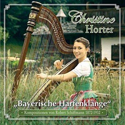 Christine Horter - Bayerische Harfenklange (CD)