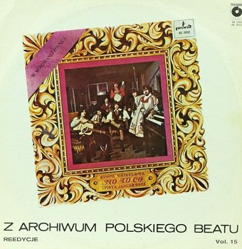 Grupa Skifflowa No To Co I Piotr Janczerski - W Murowanej Piwnicy (LP)