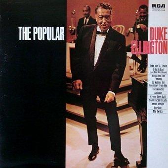 Duke Ellington And His Orchestra - The Popular Duke Ellington (LP)