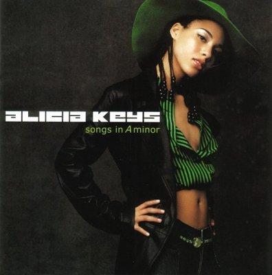 Alicia Keys - Songs In A Minor (CD)