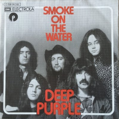 Deep Purple - Smoke On The Water (7)