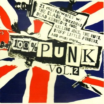 100% Punk Vol.2 (CD)