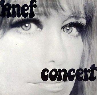 Hildegard Knef - Knef Concert (2LP)