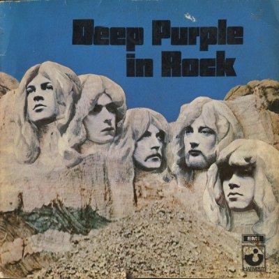 Deep Purple - In Rock (LP)
