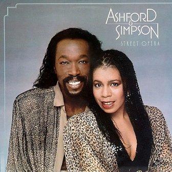 Ashford & Simpson - Street Opera (LP)