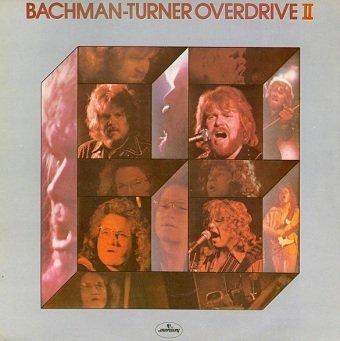 Bachman-Turner Overdrive - Bachman-Turner Overdrive II (LP)