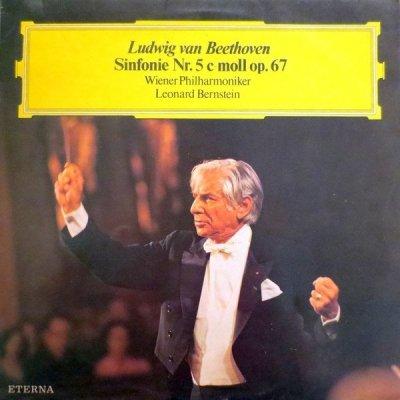 Ludwig van Beethoven, Wiener Philharmoniker, Leonard Bernstein - Sinfonie Nr. 5 C-moll Op. 67 (LP)