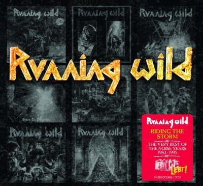 Running Wild - Riding The Storm - The Very Best Of The Noise Years 1983-1995 (2CD)