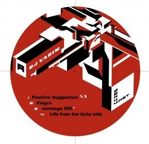DJ Vadim - U.S.S.R. (Instrumentals To Life) (2LP)