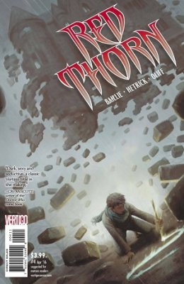 Red Thorn #4 (Apr 2016)