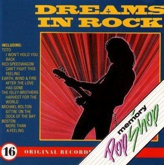 Dreams In Rock (CD)
