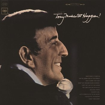 Tony Bennett - Tony Makes It Happen! (LP)