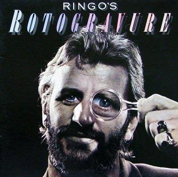 Ringo Starr - Ringo's Rotogravure (LP)