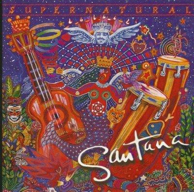 Santana - Supernatural (CD)