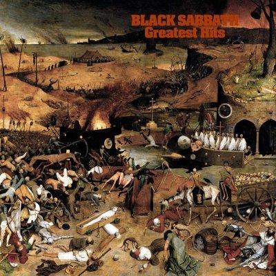 Black Sabbath - Greatest Hits (CD)