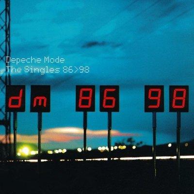 Depeche Mode - The Singles 86|}98 (2CD)
