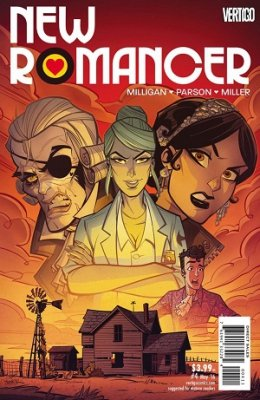 New Romancer #4 (May 2016)