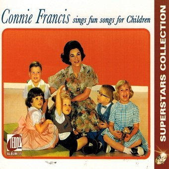 Connie Francis - Sings Fun Songs For Children (CD)