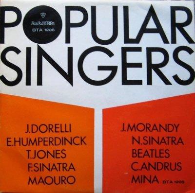 Popular Singers (LP)