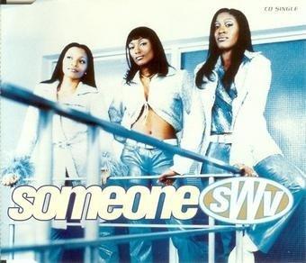 SWV - Someone (Maxi-CD)