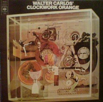 Walter Carlos - Walter Carlos' Clockwork Orange (LP)