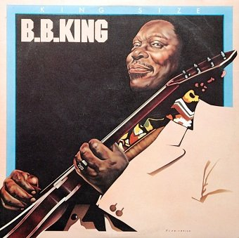 B.B.King - King Size (LP)