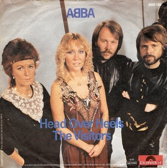 ABBA - Head Over Heels / The Visitors (7)