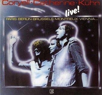 Coryell, Catherine, Kühn - Live ! (LP)